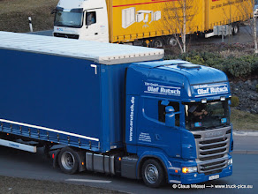 Photo: R 480 Euro 6         -----> just take a look and enjoy www.truck-pics.eu