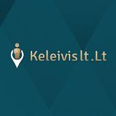 Klaipėda-Vilnius: KeleivisLT