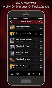 Fa Music Player Plus Screenshot