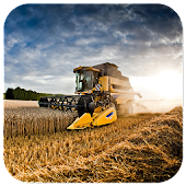 Wheat Harvester Puzzle