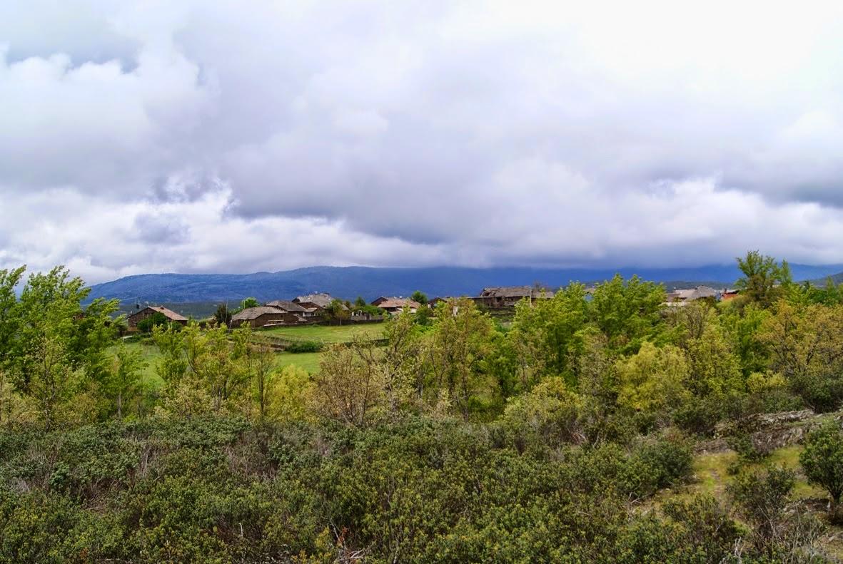 Photo: Una vista de Majaelrayo
