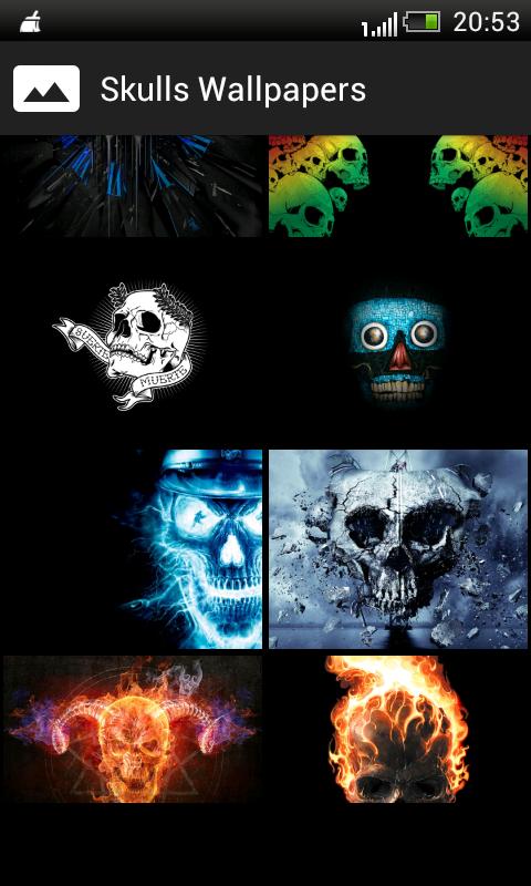 punk skull hd screenshot - photo #4