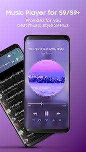 Music Player & Equalizer- Musical for Galaxy S9 App Download For Android 2