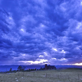 by Eric Abbott - Landscapes Weather