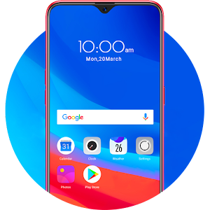 Oppo F9 Pro Theme and Launcher 1 2 apk | androidappsapk co