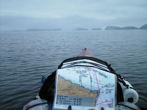 Photo: The Gordon islands.