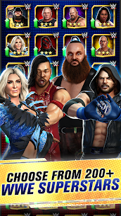 WWE Champions 2021 0.492 MOD APK (Unlimited Money) 2