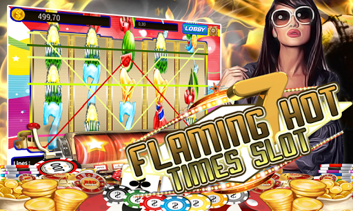 Flaming Hot 7 Times Slot
