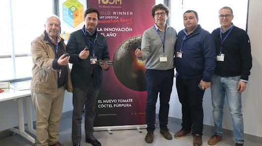 Góngora destaca el compromiso de Syngenta con la innovación y la excelencia