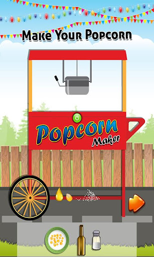 Popcorn Maker - Kitchen fever