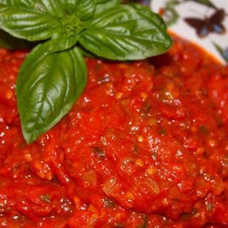 Garden Fresh Italian Marinara Sauce