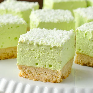 Marshmallow Cookie Bars.
