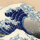 Hokusai's Wave HD Wallpapers New Tab Theme