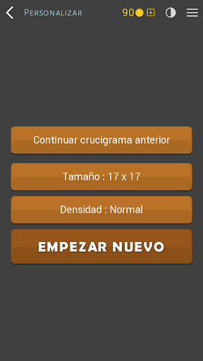Crosswords - Spanish version (Crucigramas) apkpoly screenshots 24