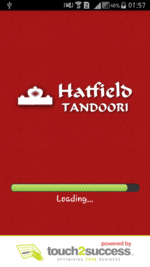 Hatfield Tandoori- screenshot