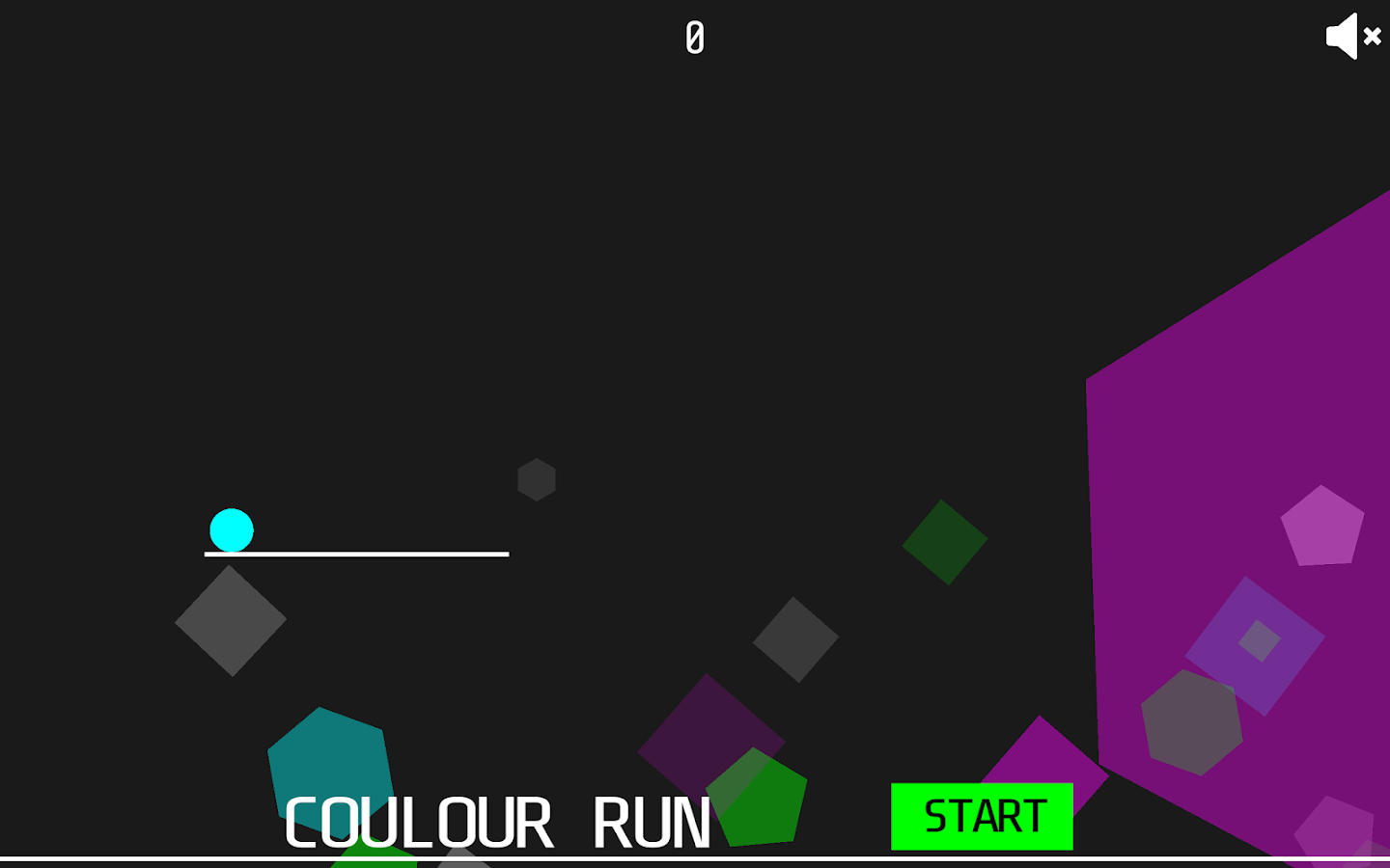 Colour Run- screenshot