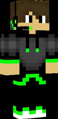 I like green
