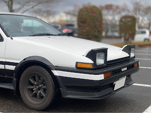 スプリンタートレノ AE86 GT-Vのカスタム事例画像 Junさんの2018年12月02日21:47の投稿