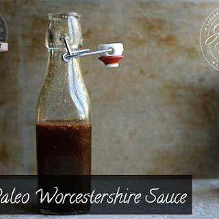 Paleo Worcestershire Sauce
