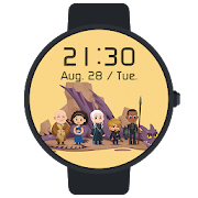 Game of Thrones Watch Face