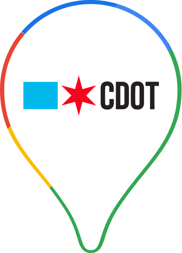 Chicago Department of Transportation company logo