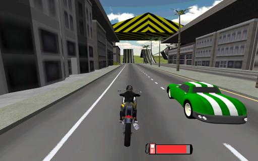 Police Traffic Rider 3d|玩模擬App免費|玩APPs
