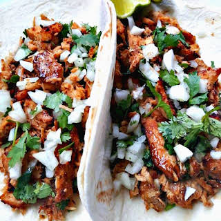 Pulled Pork Carnitas (Mexican Tacos).