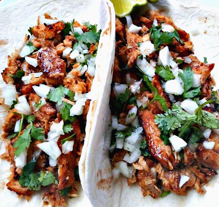 Pulled Pork Carnitas (Mexican Tacos) Recipe