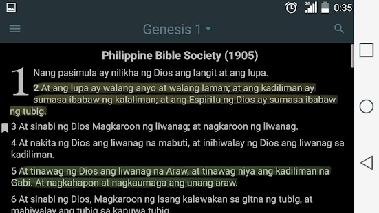 Ang dating biblia genesis 4