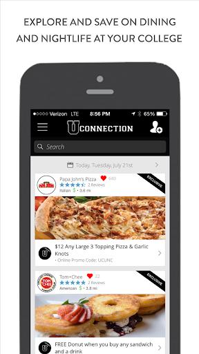 UConnection Screenshot