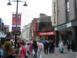 Photo: Eldon Square shopping centre
