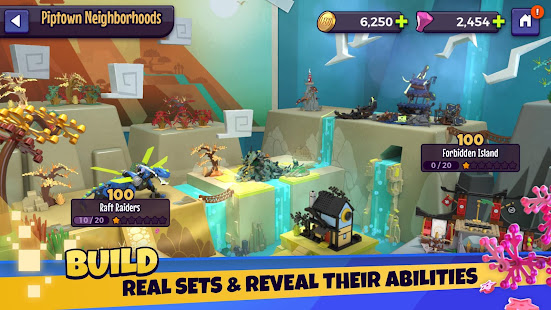 How to hack LEGO® Legacy: Heroes Unboxed for android free