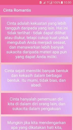 Download Kata Cinta Romantis 2019 On Pc Mac With Appkiwi