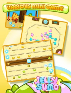 Jelly Sumo- screenshot thumbnail