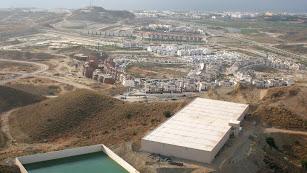 Instalaciones  hidráulicas de Codeur en la costa de Vera donde ha realizado también trabajos de urbanización.