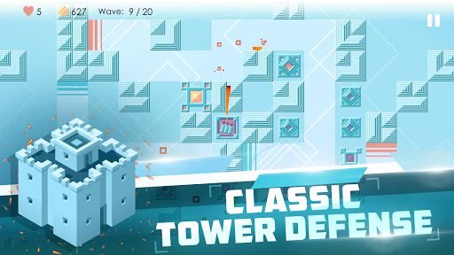 Mini TD 2: Relax Tower Defense Game 1.27 androidappsheaven.com 1