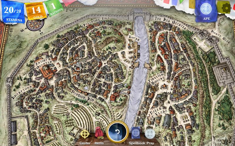 Sorcery! 2 Screenshot 5