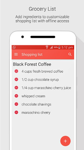 Juice Recipes for Android apk 5