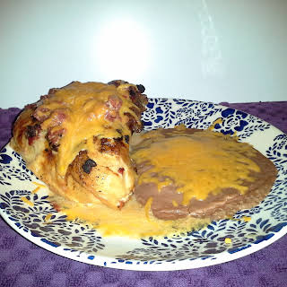 Creamy Rotel Chicken.