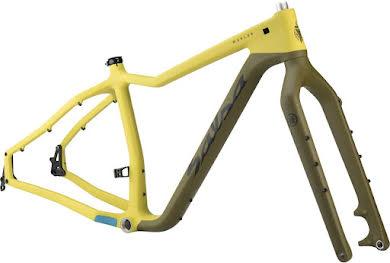 Salsa 2018 Mukluk Carbon Fat Bike Frameset
