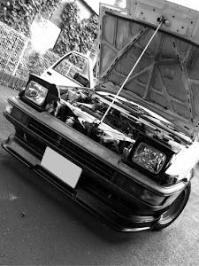 スプリンタートレノ  S61 GT-APEXのカスタム事例画像 KTYさんの2019年01月18日19:41の投稿