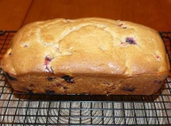 Strawberries And Cream Bread Recipe