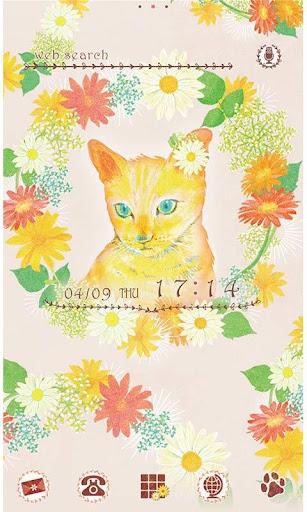★免費換裝★小貓的花環