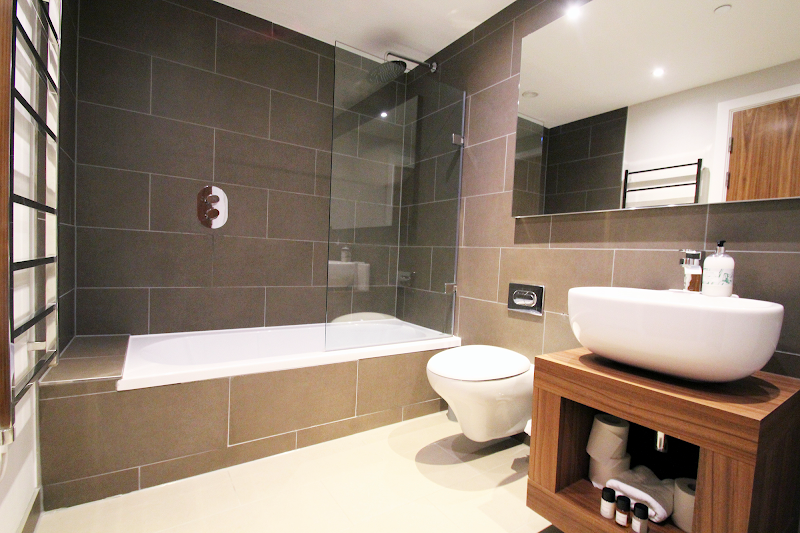 Bathroom at Aldgate East - Commercial Street