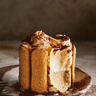 Tiramisu Cheesecakes.