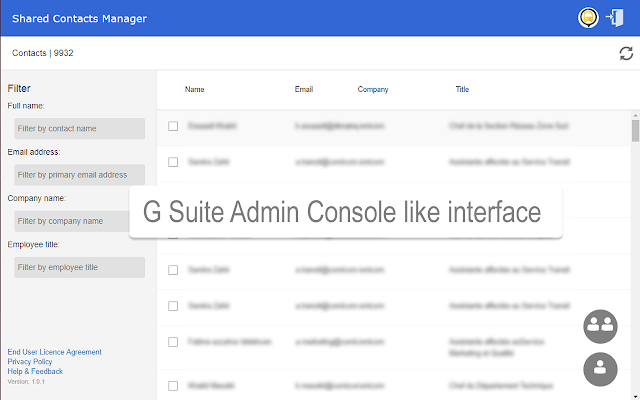 Shared Contacts Manager for G Suite - G Suite Marketplace