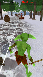 Goblin Jungle Run 3D screenshot 7