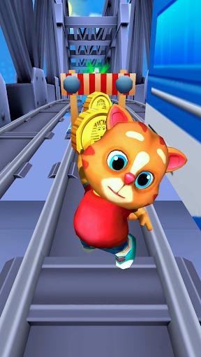 cute cat simulator run 3d screenshot 1