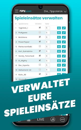 TIP1.com Tippspiel-App  screenshots 6