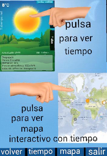 Termometro Mapa Clima Tiempo